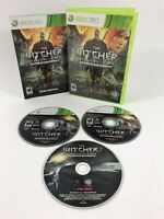 The Witcher 2 Assassins Of Kings Enhanced Edition (Microsoft Xbox 360, 2012)