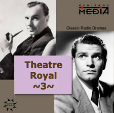 Laurence Olivier : Theatre Royal: Classic Radio Dramas - Volume 3 CD 2 discs