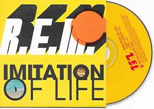 R.E.M. - Imitation of life CD SINGLE 2TR EU Cardsleeve 2001 (Warner)