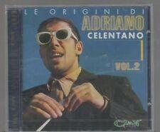 ADRIANO CELENTANO LE ORIGINI VOL. 2 CD F.C. SIGILLATO!!
