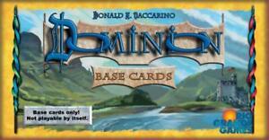 RGG471 Rio Grande Games - Dominion: Base Cards