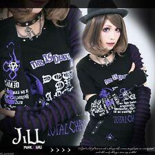 Punk rock metal visual Dante Divine Comedy sleevelet asymmetrical tEE【JGGA193】 P