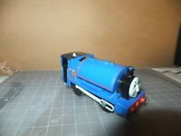 Thomas & Friends Trackmaster SIR HANDEL Motorized Battery Train Engine 2010