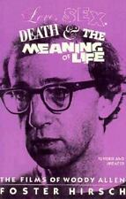 Love, Sex, Death, and the Meaning of Life: The Films of Woody Allen-ExLibrary