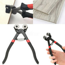 8'' (200mm) Heavy Duty Stained Wheeled Glass Ceramic Cutter Nipper Tile Pliers