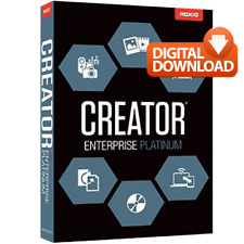 Roxio Creator NXT 7 Platinum - Digital Download Software Key