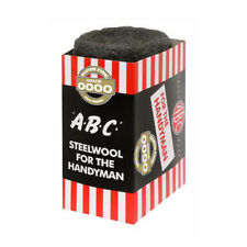 ABC Steel Wool Handyman 60G Grade #0000 French Polishing, Glass, Tiles & Marble