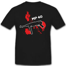 MP 40-Maschinenpistole MP 40 38 9mm Para - T Shirt #7257