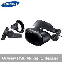 Samsung XQ800ZAA-HC1KR Odyssey HMD Windows VR Reality Headset w Controllers