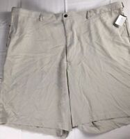 Haggar Shorts Mens 48 50 52 NEW Pinstripe Golf Casual Seersucker Lightweight