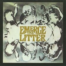 The Litter Emerge CD Feb-2010, Cleopatra)silly people Feeling garage psychedelic