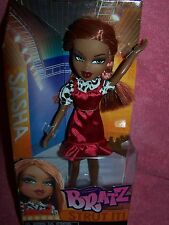 "BRATZ ""SASHA"" STRUT IT DOLL !! NEW IN BOX!!"