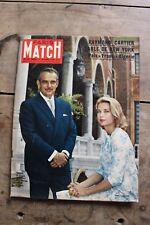 Paris Match N°548 Oct 1959 La Falcon JO Madame K Von Dongen Catastrophe du DC 7