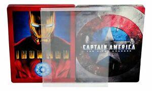 SC2 Blu-ray Steelbook Protective Slipcovers / Sleeves / Protectors (Pack of 10)