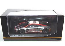 McLaren 12C. GT3 Hexis Course N° 107 24h Spa 2013 (Cazenave/Panis/Debard/Ledogar