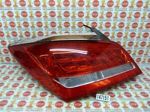 2014 2015 2016 BUICK LACROSSE DRIVER/LEFT SIDE REAR BRAKE TAIL LIGHT LAMP OEM