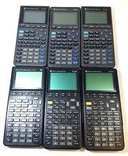 6x Broken Texas Instruments Calculators Ti-82 Ti-85 For Parts Repair