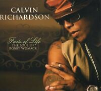 Calvin Richardson - Facts of Life: The Soul of Bobby Womack [CD]