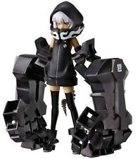 Used figma Black Rock Shooter Strength Figure Max Factory Free Shipping