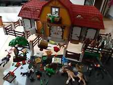 Playmobil Großer Reiterhof 5221 viele Pferde