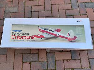 Airsail Chipmunk R/C plane kit