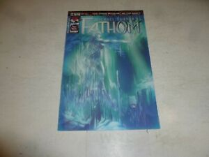 FATHOM Comic - No 14 - Date 05/2002 - TOP COW Comic