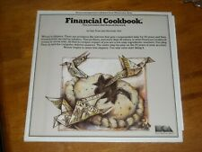 Financial Cookbook, Calculator, by Stan Trost and Electronic Arts No Software