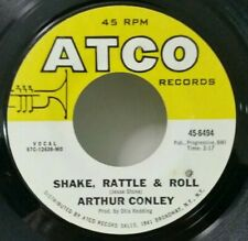 Arthur Conley   ATCO 6494   SHAKE, RATTLE & ROLL   (GREAT SOUL 45)
