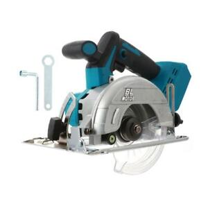 125mm Cordless Electric Circular Saw Handheld Cutting for Makita 18V Battery