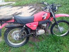 Yamaha Ag100  Wrecking  Parts Only Ag Farm Trail Bike Motorcycle