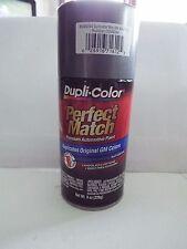 NEW DUPLI-COLOR GM BGM0344 Gunmetal Metallic  8 Oz Spray Can