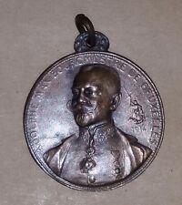 Adolphe Max Bruxelles médaille Vertus civiques 1914 par Devreese