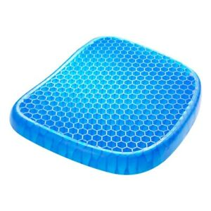1 PCS Breathable Ass Cushion Ice Pad Gel Pad Non-Slip Wear-Resistant Durable Sof