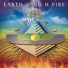 EARTH WIND & FIRE : GREATEST HITS (17 tracks)  (CD) Sealed