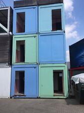 1x Sanitärcontainer, Container Sanitär Toiletten WC gebraucht Einzelcontainer