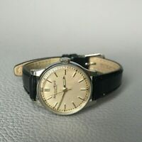 IWC International Watch Co. Swiss 1964 Vintage Wristwatch Cal. 401 Steel Case