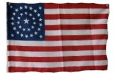 "12x18 12""x18"" 34 Star Circular USA Historical Sleeve Flag Boat Car Garden"