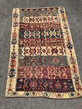 Old REYHANLI MALATYA  anatolischer Kelim fine East Anatolian kilim rug 255x158cm