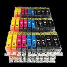 30x DruckerPatronen mit CHIP für Canon PIXMA IP3600 IP4600 MP540 550 MX860 MX870