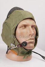 Soviet pilot flight helmet gsh-6 balaclava USSR air force MIG 25 cosmonaut hat
