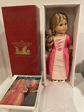 American girl doll Elizabeth NEW