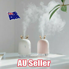 7 LED USB Ultrasonic Air Humidifier Essential Oil Aroma Diffuser Aromatherapy