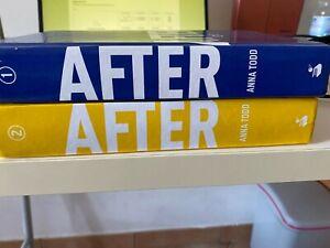 """LIBRI """"AFTER"""" 1-2 di ANNA TODD"""