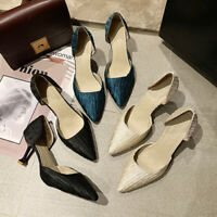 Women Pumps Shoes Strappy Stiletto High Heels Party Wedding Shoes Fashion New