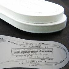1 Pair Memory Foam Insoles Orthopaedic inner Sole Shoes Feet Footwear Orthopedic