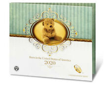 🎀 2020 Us Mint Birth coin Set (20Rd) / Same Day Shipping!