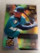 New listing ken griffey jr 1995 Pinnacle 1996 Dream Team #7 Of 9 gold