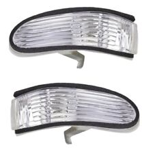Pair of Side View Mirror Turn Signal Light Lamp for Kia Forte Cerato 2009-2011