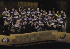 RUGBY UNION - 2017 Official Tap 'N' Play Championship Case Card #/120