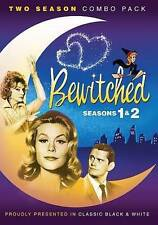 Bewitched - Season 1 & 2 DVD, Dick York, Agnes Moorehead, Alice Pearce, David Wh